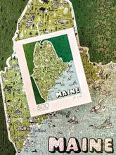 Load image into Gallery viewer, Maine State Puzzle