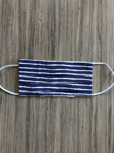 Nautical Adult Face Mask