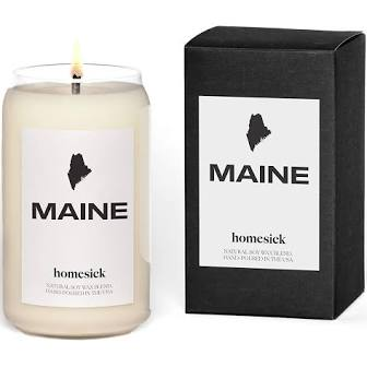 Maine Homesick Candle