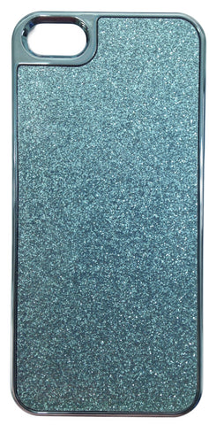 Aqua Sugar Glitter for iPhone 5/5s