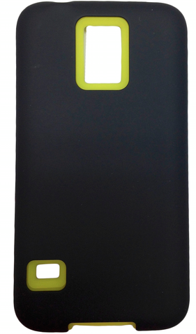 Black/Yellow Smoothie for Galaxy s5