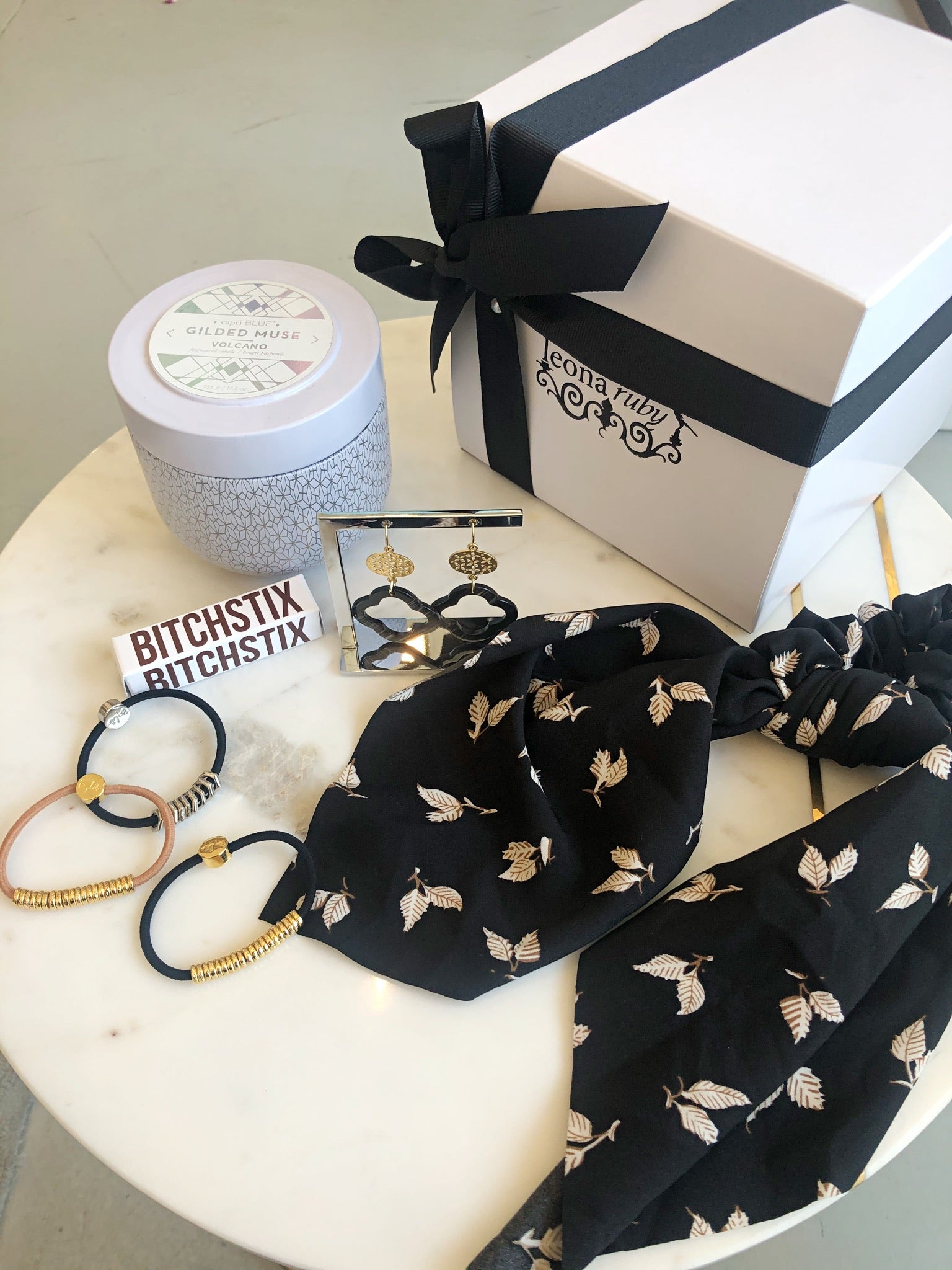 "The ""Accessorize on the Go"" Goodie Box"