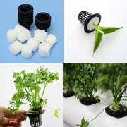 Mesh Pot Net Cup Basket Hydroponic System