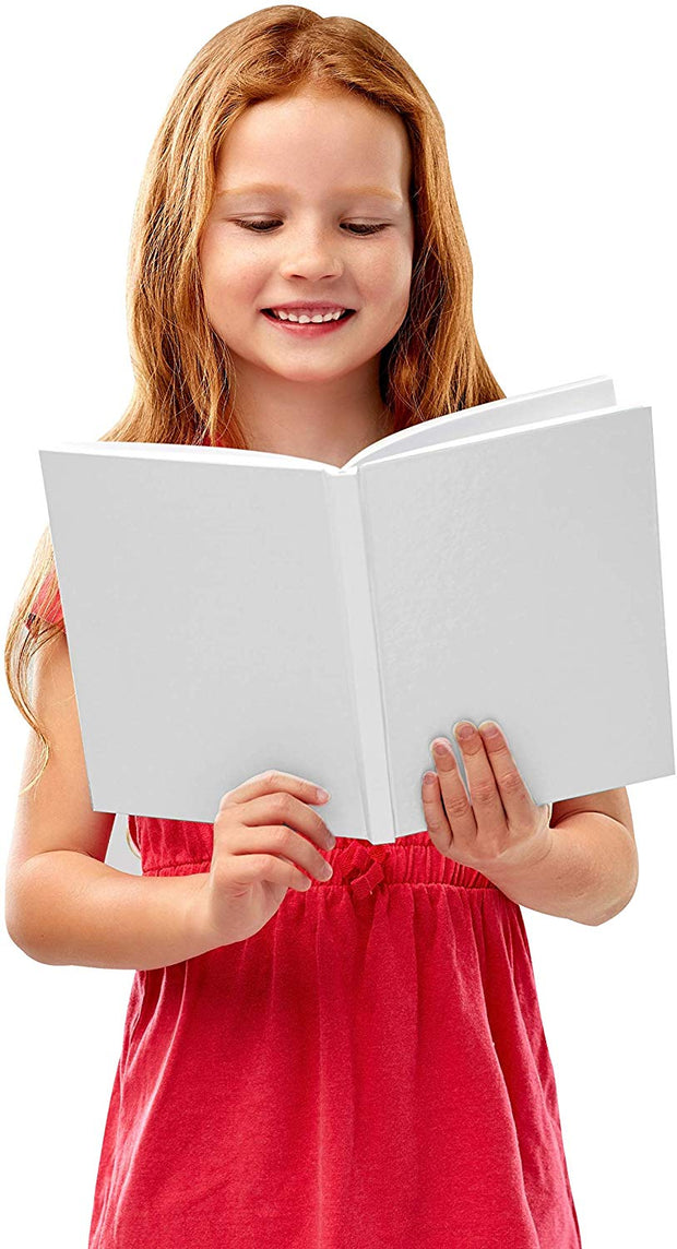 white books hardcover