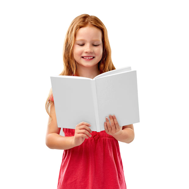 blank books with hard cover for kids