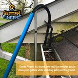 Gutter Fingers - Gutter Cleaning Tool