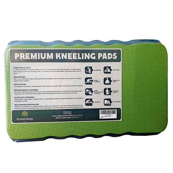 Thick & Large Kneeling Pads (Pack of 2)