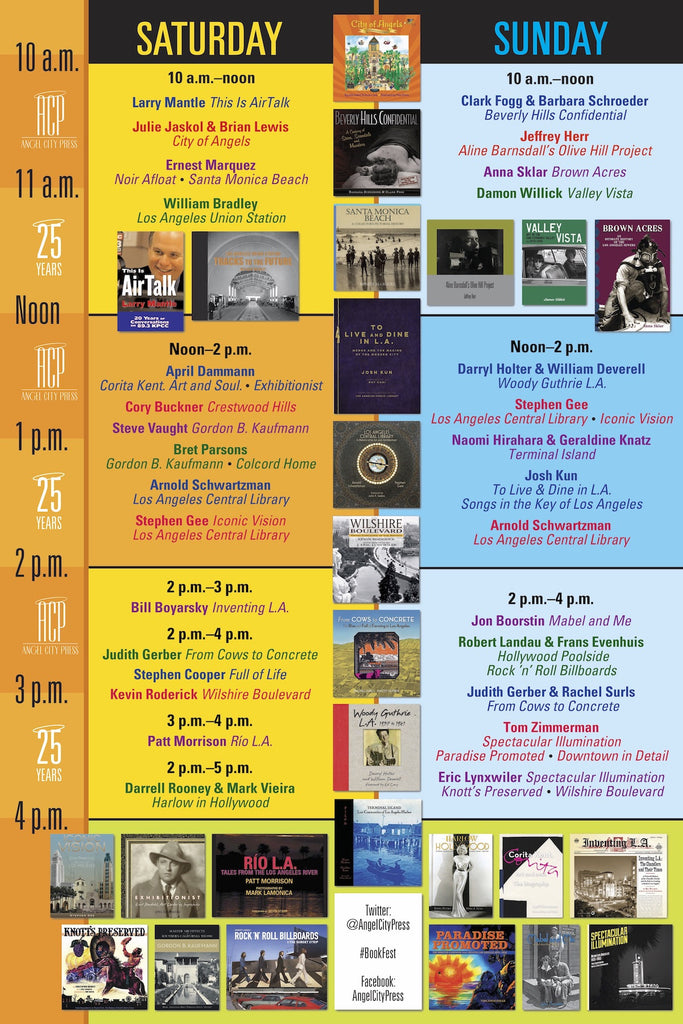 Festival of Books for Angel City Press