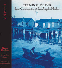 TERMINAL ISLAND front cover