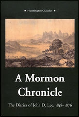 A Mormon Chronicle