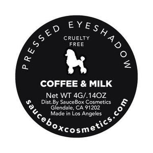 COFFEE & MILK - SauceBox Cosmetics
