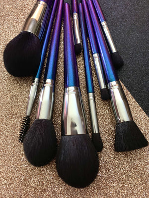 ENCHANTED BRUSH SET - SauceBox Cosmetics