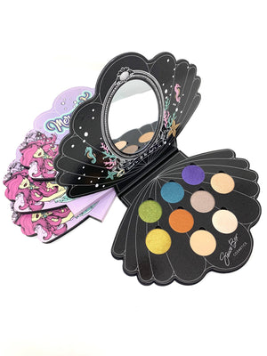 MERMAID LIFE PRO EYESHADOW PALETTE SauceBox Cosmetics
