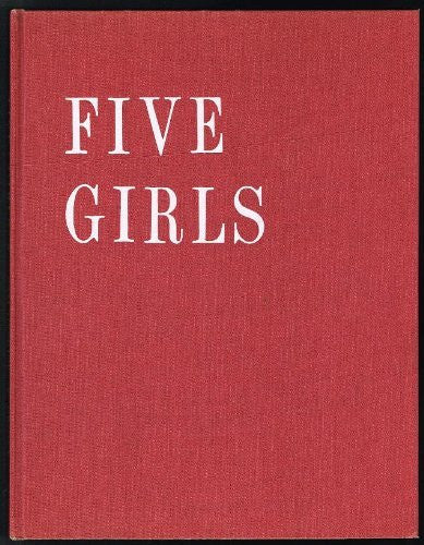 FIVE GIRLS: SAM HOSKINS – 1st Edition PHOTOGRAPHY BOOK- RARE! 1962