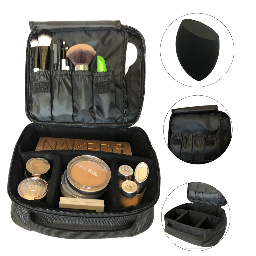 Foxee Beauty Makeup Case
