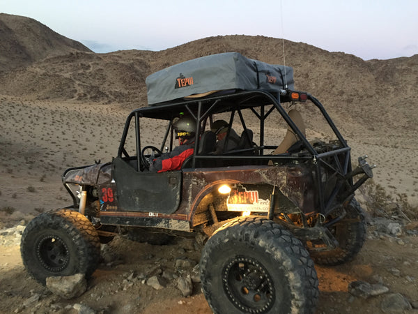 King of the Hammers: Feb 3-11, 2018