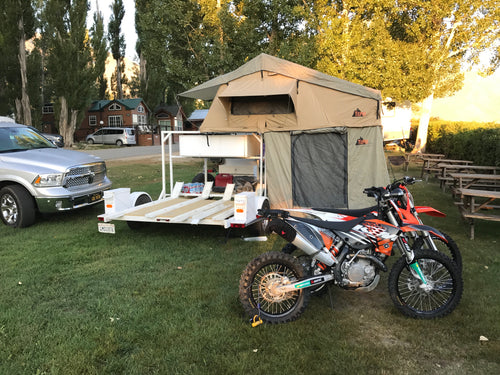 Tepui-Moto-Camp Crawley Lake, CA Gallery Item
