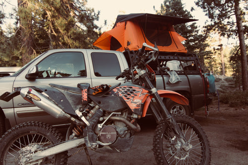 KTM 530 and Tepui Match - Big Bear CA Gallery Item