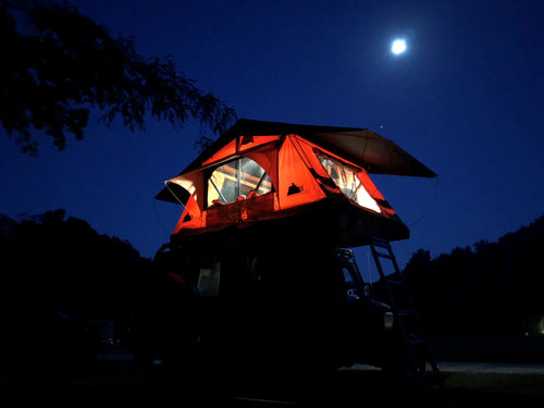 Solo night in the Ozarks earlier this summer (Ruggedized Series Kukenam) Gallery Item