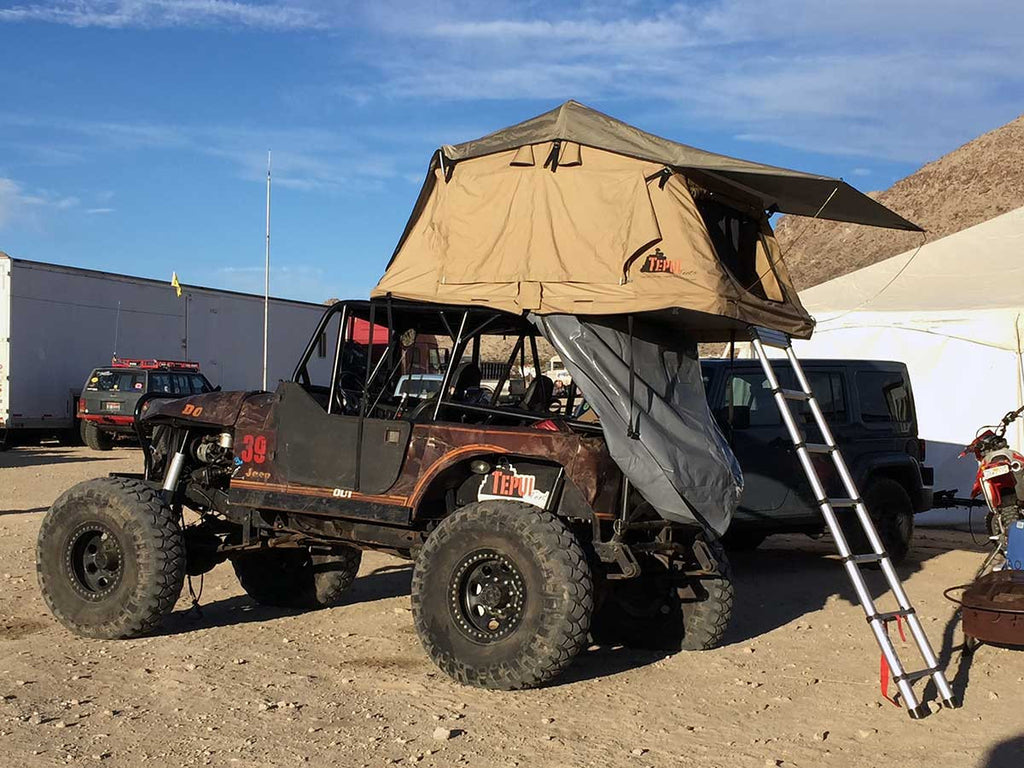 King of the Hammers 2016 – Tepui Tents | Rooftop Tents for Cars and