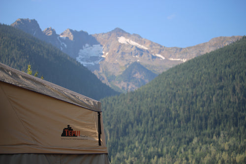 Mountain Camping in British Columbia Gallery Item