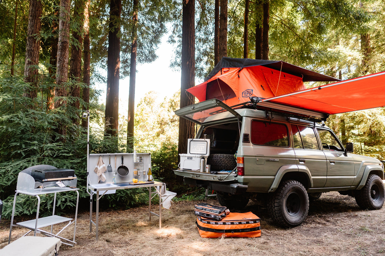 Tepui Rooftop Tents | Quality Car Camping – Tepui Tents