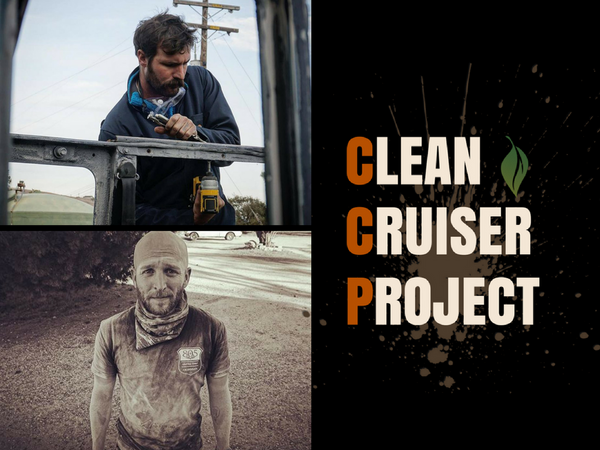 The Clean Cruiser Project Tepui Ambassador