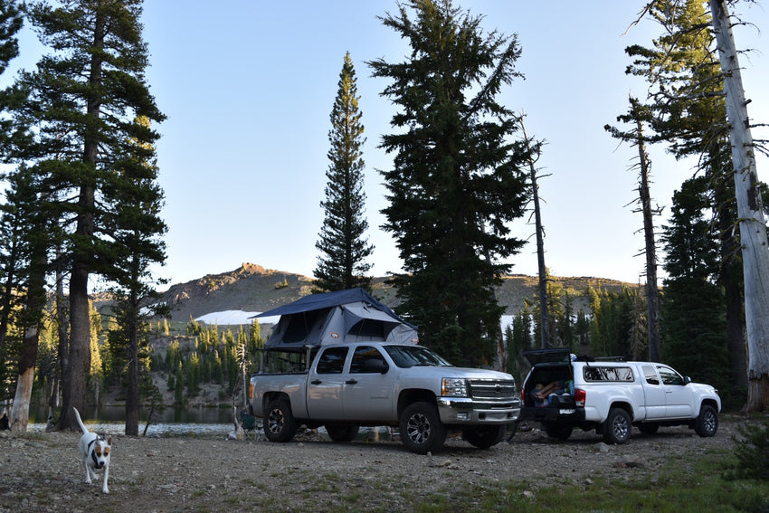 BENEFITS OF A ROOFTOP TENT Background