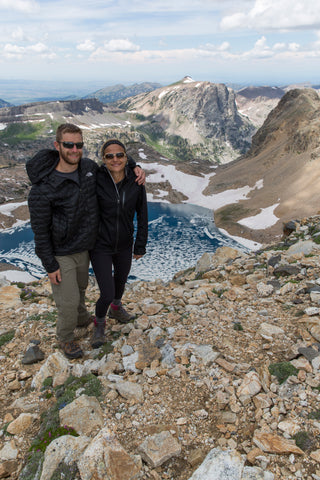 Shawn and Pietrina: Tepui's 2018 Year of Endless Adventure finalists