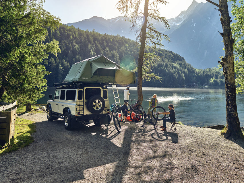 WHY OPT FOR A ROOFTOP TENT? Background