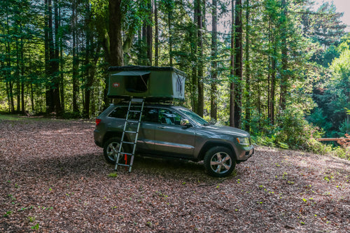 HARD SHELL ROOFTOP TENTS Image