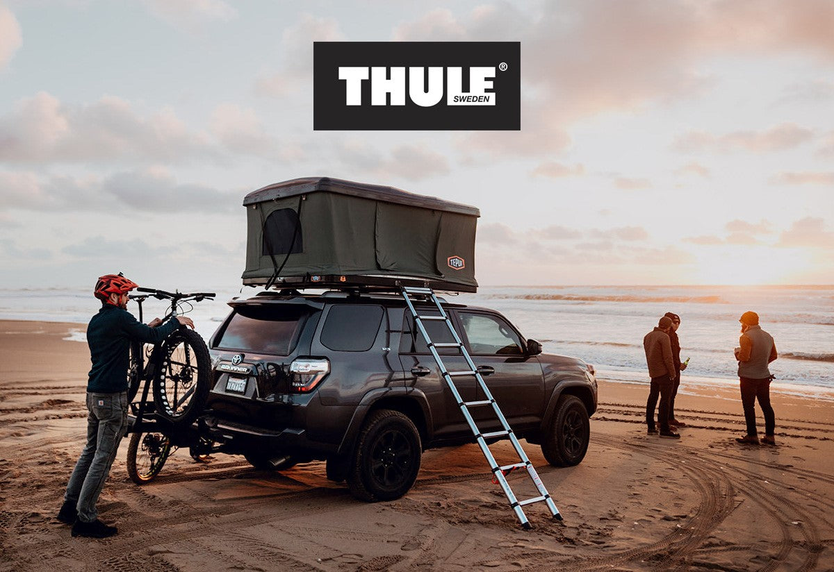 The Rack Page – Tepui Tents | Rooftop Tents for Cars and Trucks