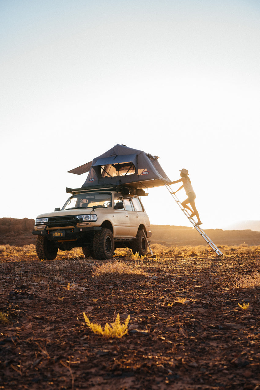 WHAT IS A ROOFTOP TENT? Background