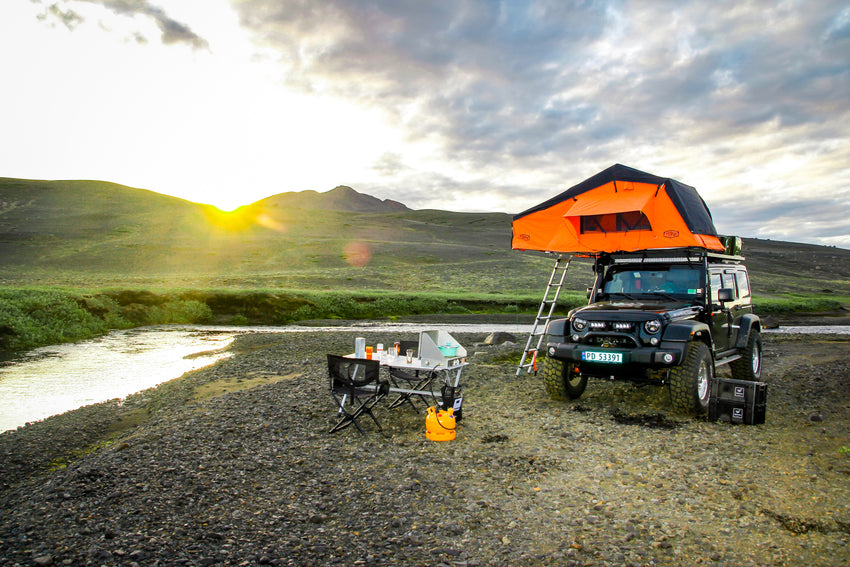 BENEFITS OF A TEPUI ROOFTOP TENT Background