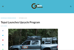 Tepui Launches Upcycle Program