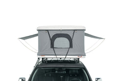 HyBox White Shell with Gray Canopy