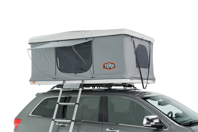 Tepui HyBox White Shell with Gray Canopy