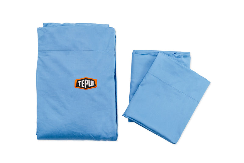 Tepui Standard Fitted Sheets Blue