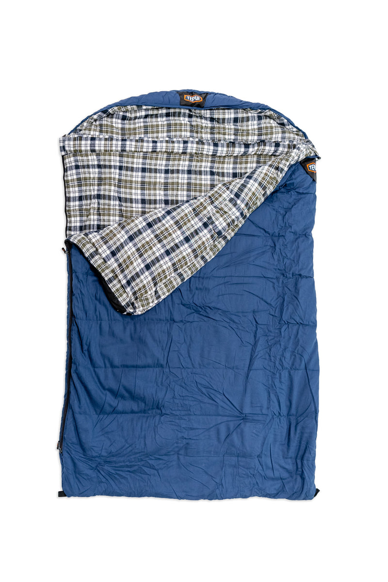 Dual Deluxe Sleeping Bag Dual Deluxe Sleeping Bag