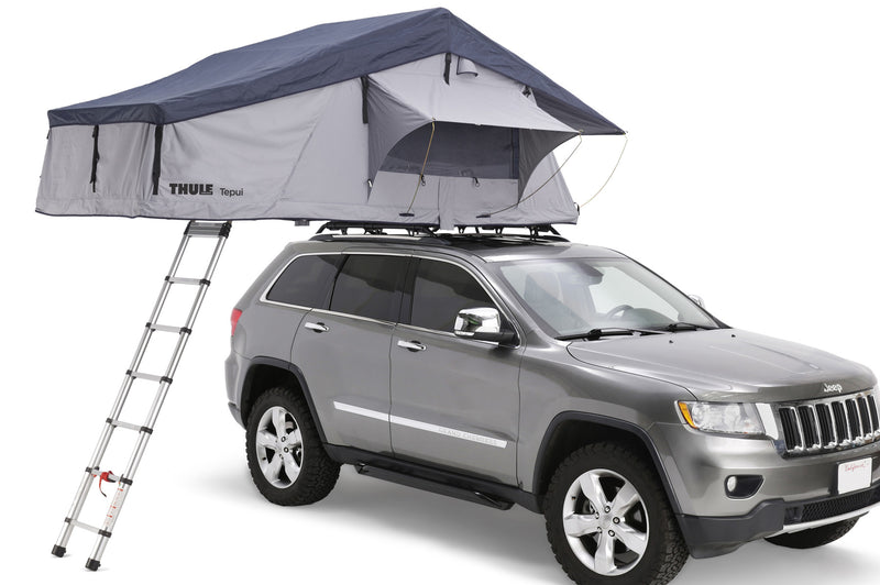 Thule Tepui Explorer Autana 3 with Annex haze gray
