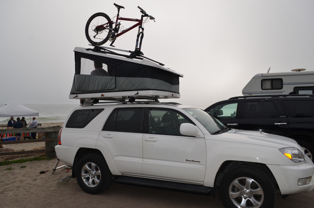 White Lightning Tepui Tents Roof Top Tents For Cars