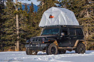 Tepui Weatherhood Customer Experience