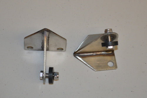Ladder Mounting Bracket Set