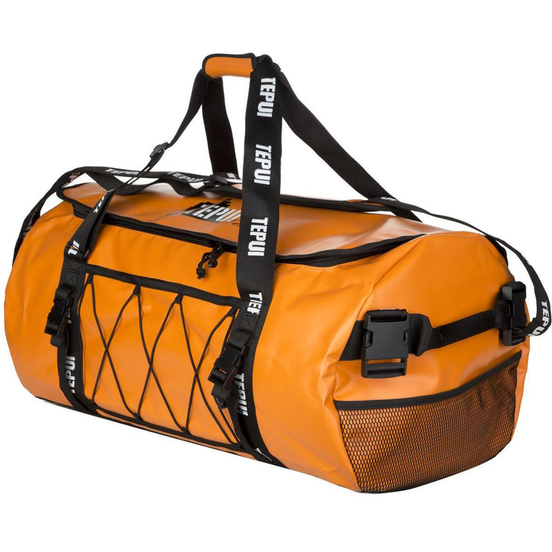 Duffle Bag: Large orange