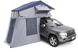 Thule Tepui Explorer Autana 4 with Annex haze gray
