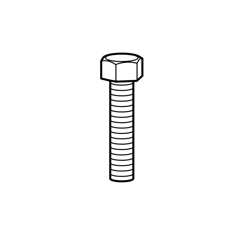 Spare Parts for Explorer Ayer 2 M8 x 1.25 Hex Tap Bolt