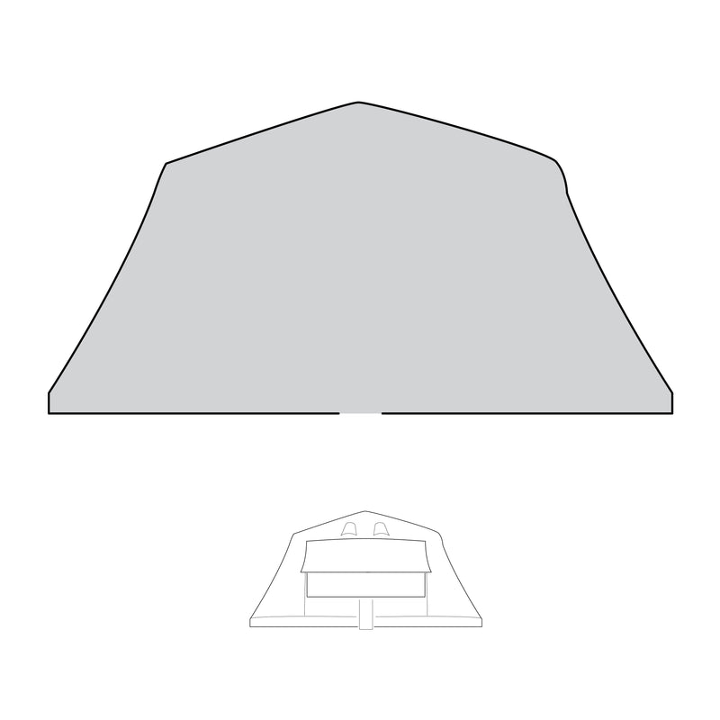 Spare Parts for Explorer Ayer 2 Thule Tepui Canopy Package- Haze Gray