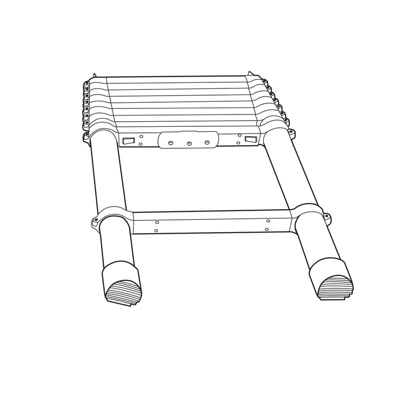 Spare Parts for Low-Pro 3 8.5' Tent Ladder