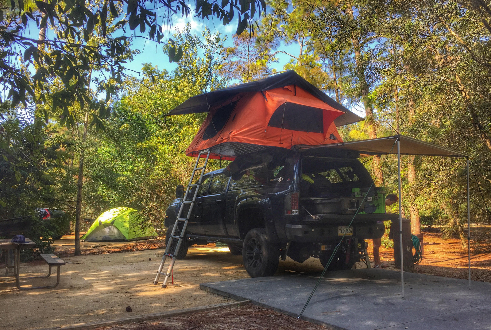 Awning Tepui Tents Roof Top Tents For Cars And Trucks