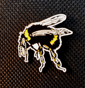 Bumble Bee ( 'Enamel Pin' 1'')